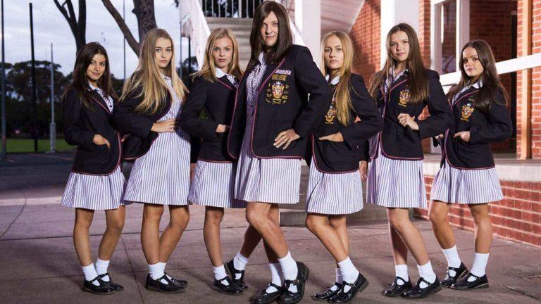 Ja'ime: Private School Girl