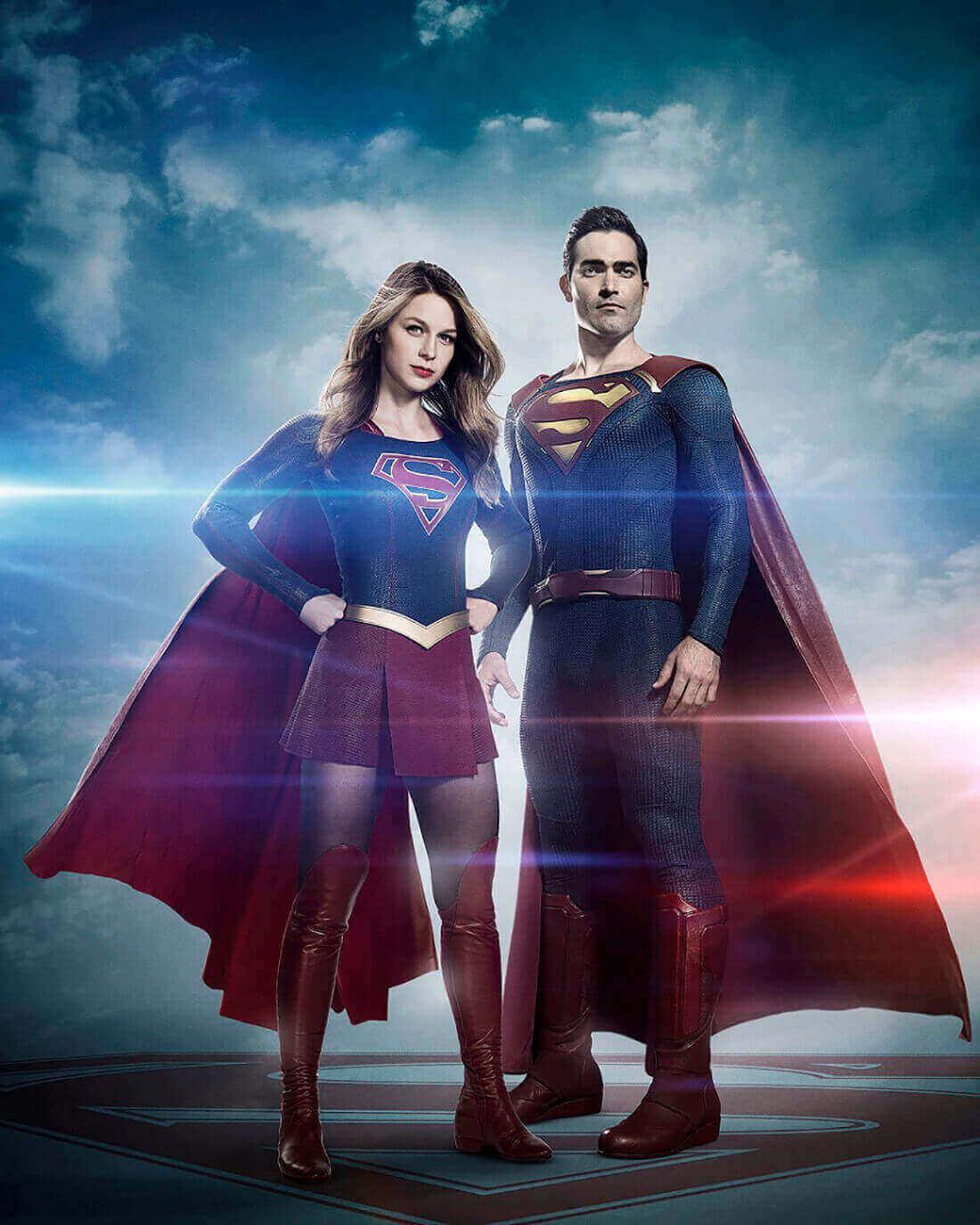 Superman og Supergirl