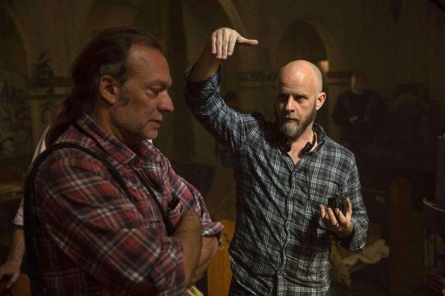 Fear The Walking Dead Greg Nicotero Dave Erickson