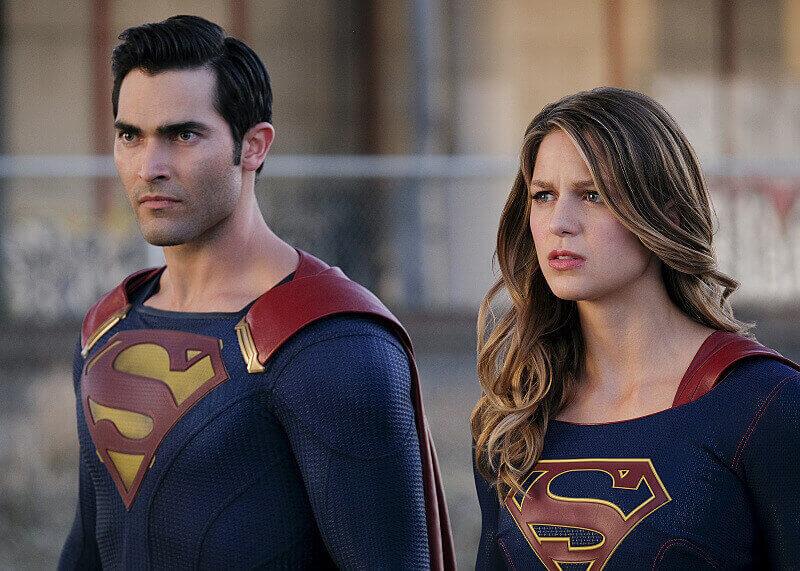 Gjøre Superman og lurer kvinnen hekte
