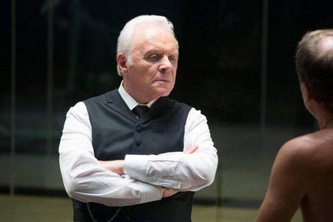 Anmeldelse: HBO ser ut til å overgå seg selv med Westworld. Foto: HBO