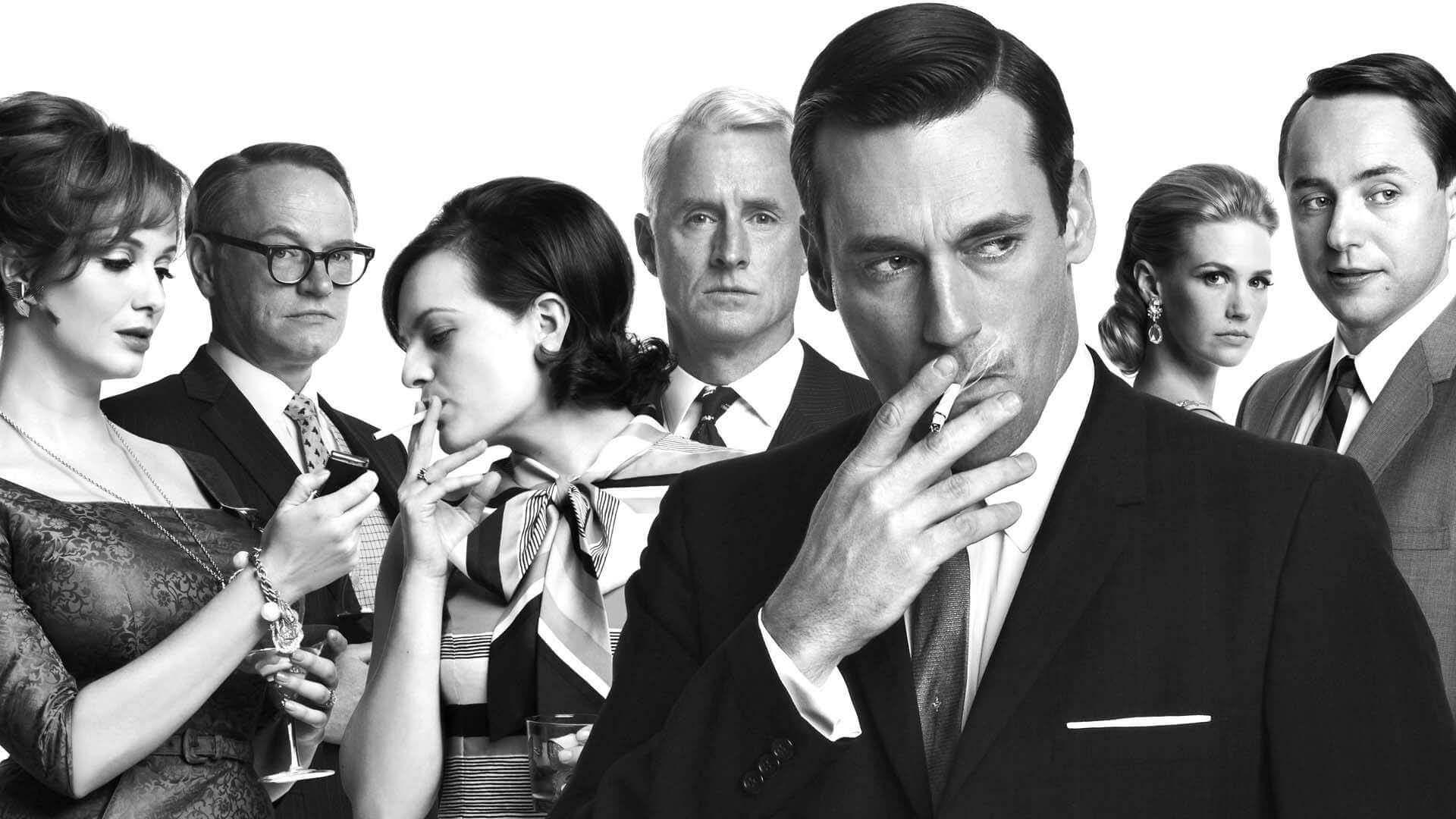 Mad Men. Foto: AMC