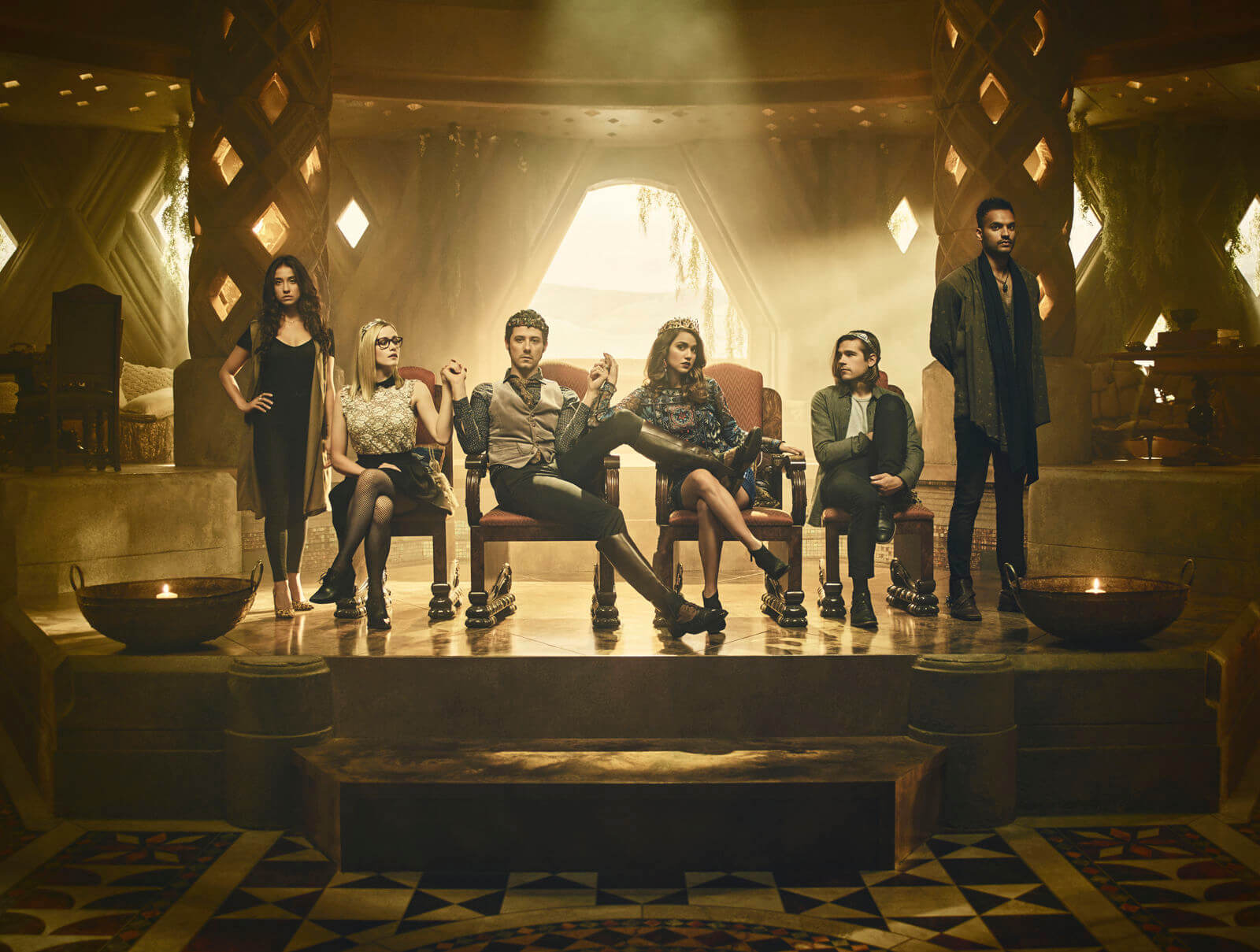 The Magicians sesong 2.