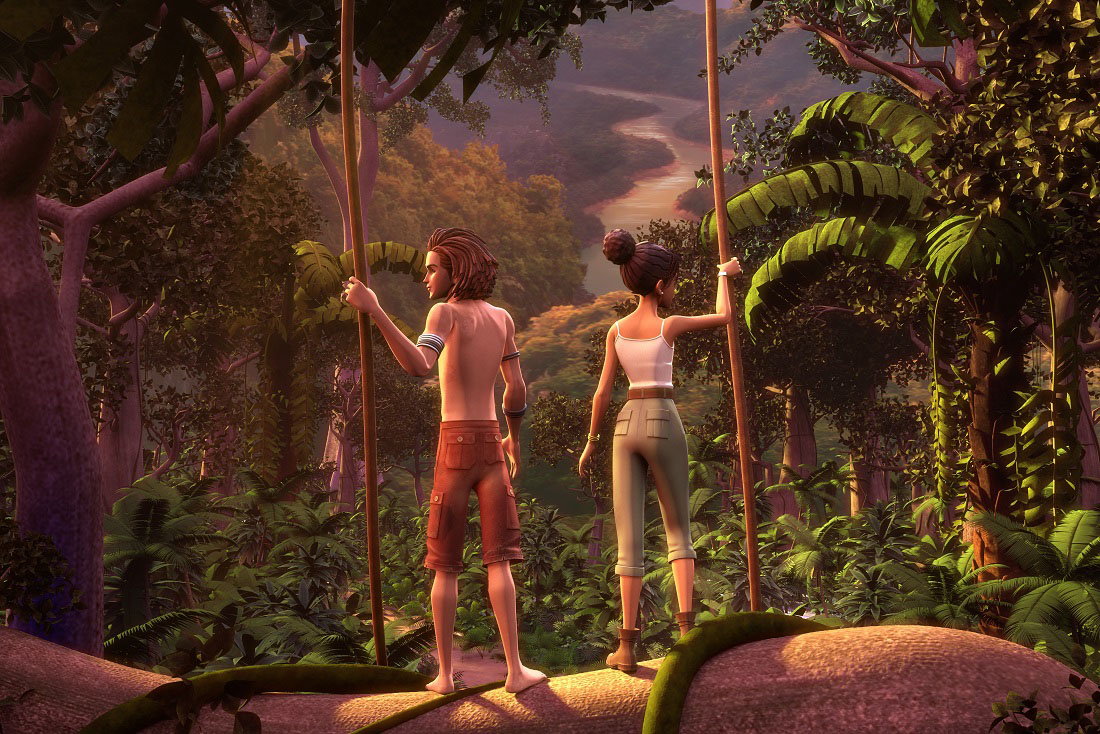 Tarzan and Jane sesong 1
