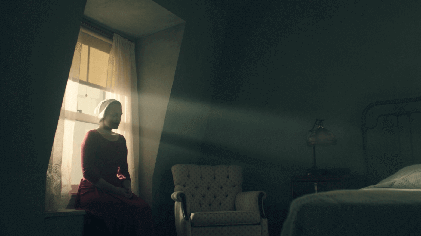 The Handmaid's Tale. Foto: HBO Nordic