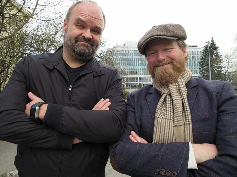 Typisk deg med Petter Schjerven, sesong 4. Foto: TVNorge