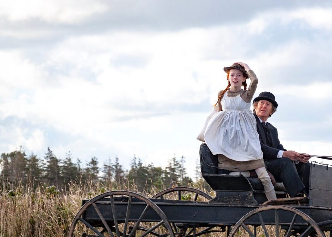Anne with an E. Foto: Netflix