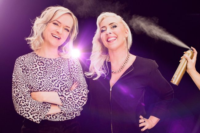 Blond! Foto: NRK