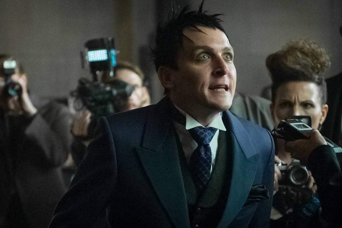 Gotham sesong 3. Foto: TV2