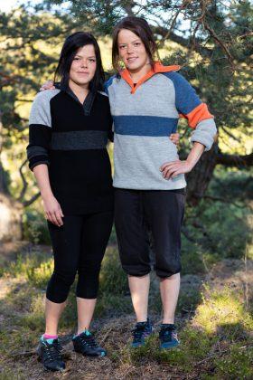 Johanne Thybo Hansen og Kristine Thybo Hansen - Farmen Kjendis 2018