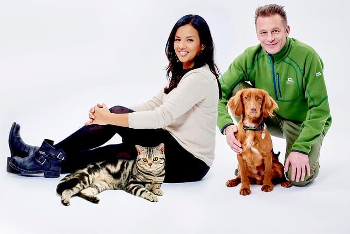 Katt Mot Hund. Foto: NRK