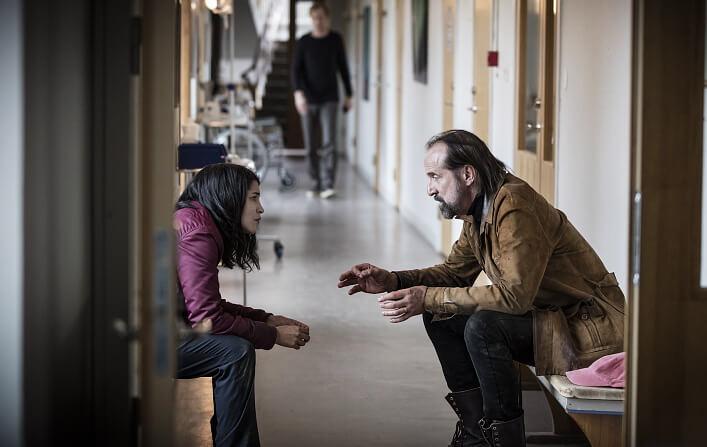 Midnattssol. Foto: NRK