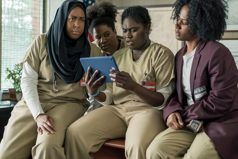 Orange Is The New Black sesong 5. Foto: Netflix