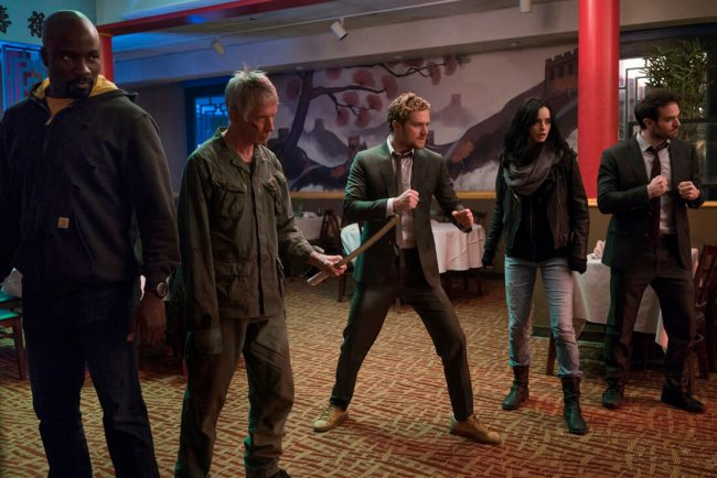 The Defenders sesong 1. Foto: Netflix