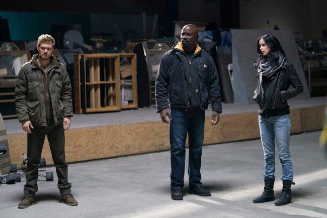 Marvel's The Defenders trenger noen episoder på seg før det klaffer