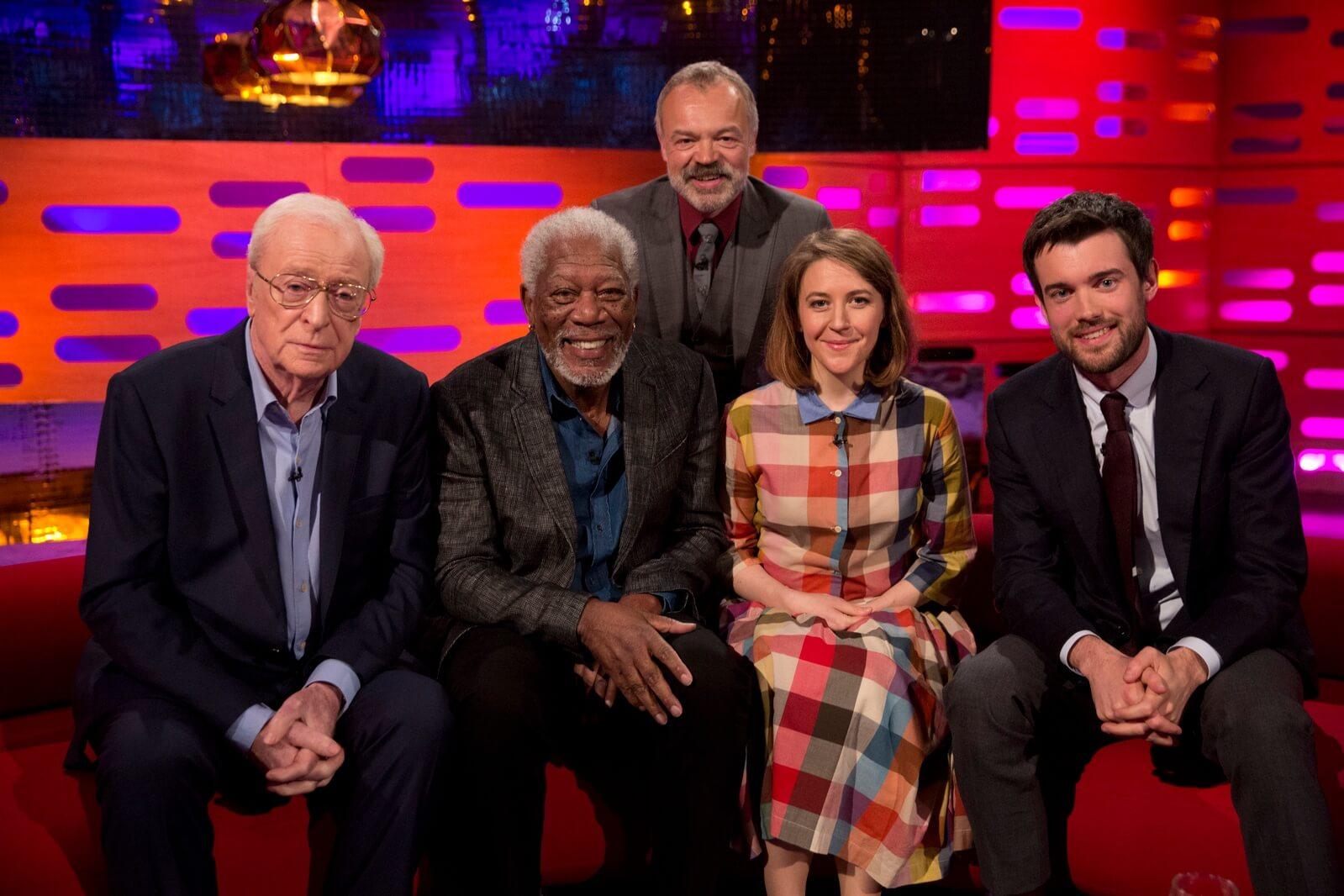 The Graham Norton Show. Foto: TVNorge