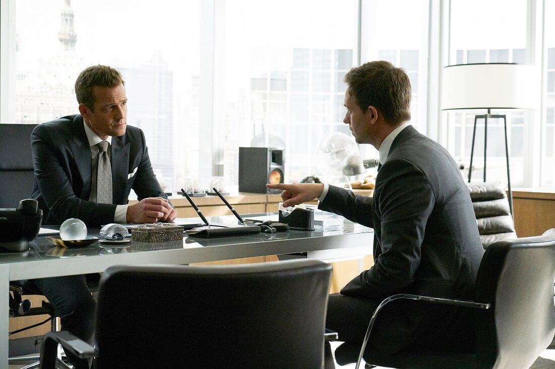 Suits sesong 7