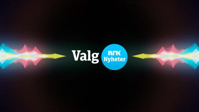 Valg 2017 NRK