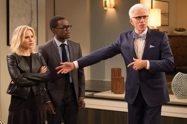 The Good Place (sesong 2) Seriehøsten 2017
