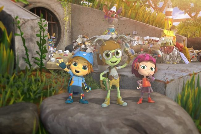 Beat Bugs - All Together Now