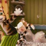 Gubben og katten – tidenes gladeste jul
