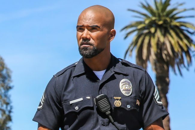 Criminal Minds-favoritten Shemar Moore har hovedrollen i S.W.A.T. Foto: CBS