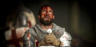 Knightfall Tom Cullen Bloody