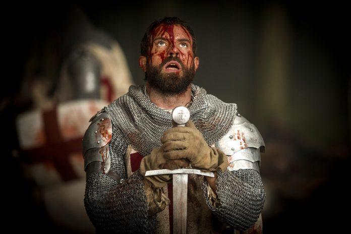 Knightfall Tom Cullen Bloody