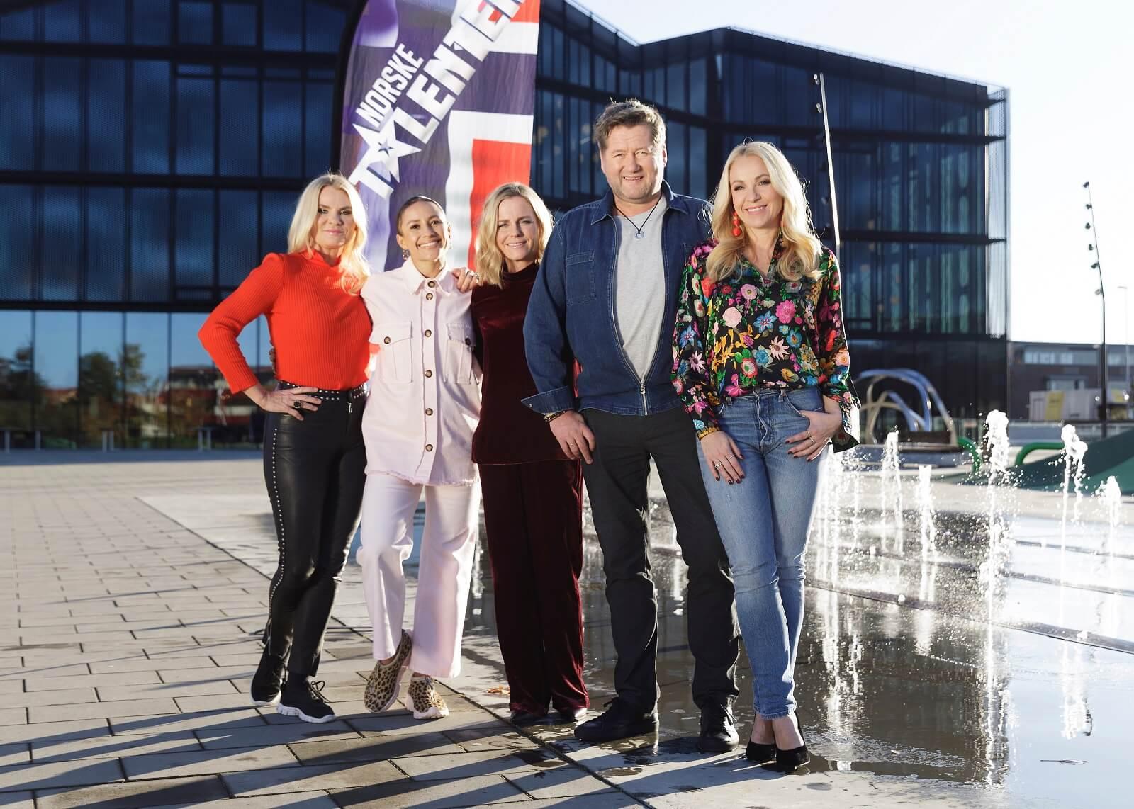 Norske Talenter 2018