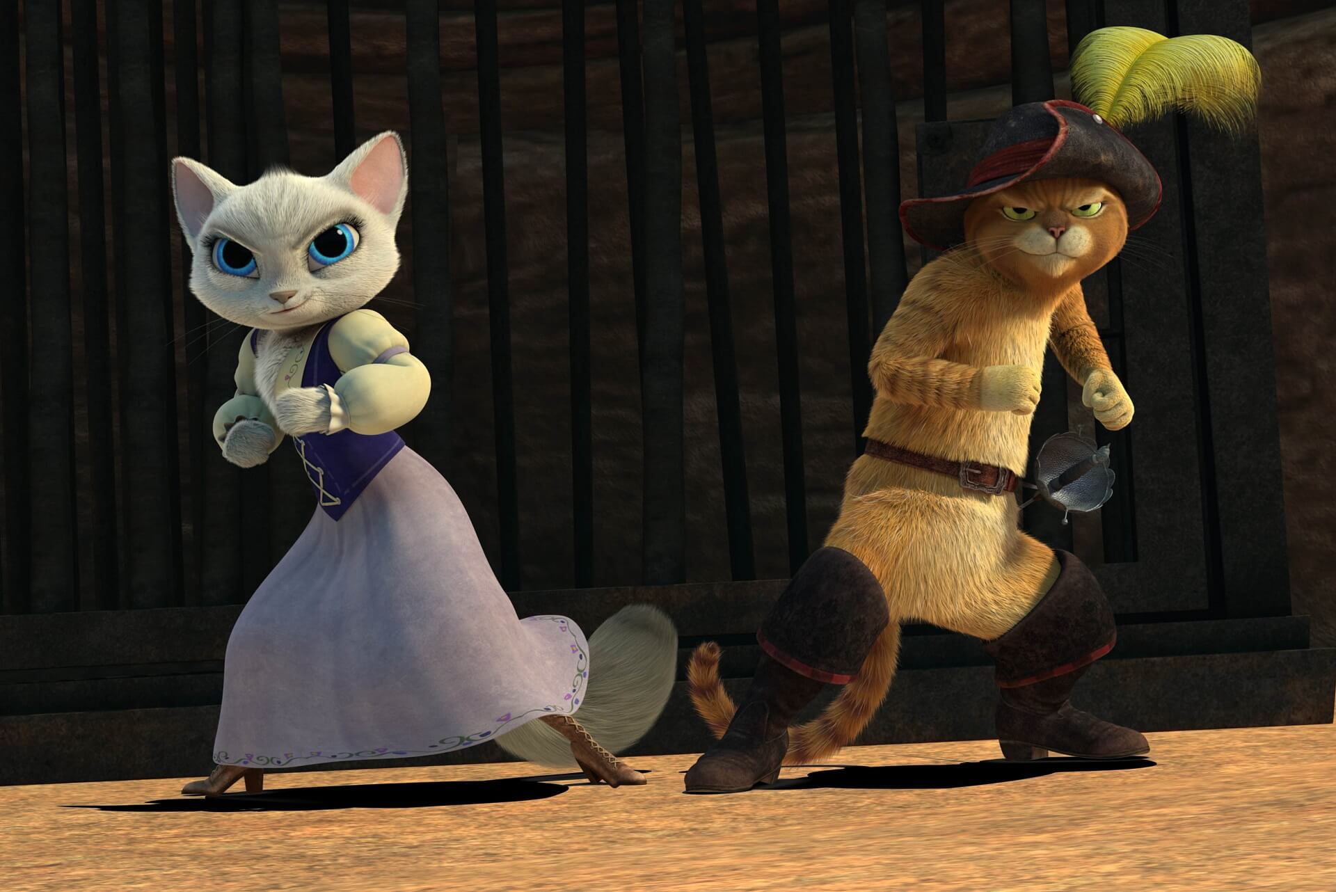 The Adventures of Puss in Boots sesong 6
