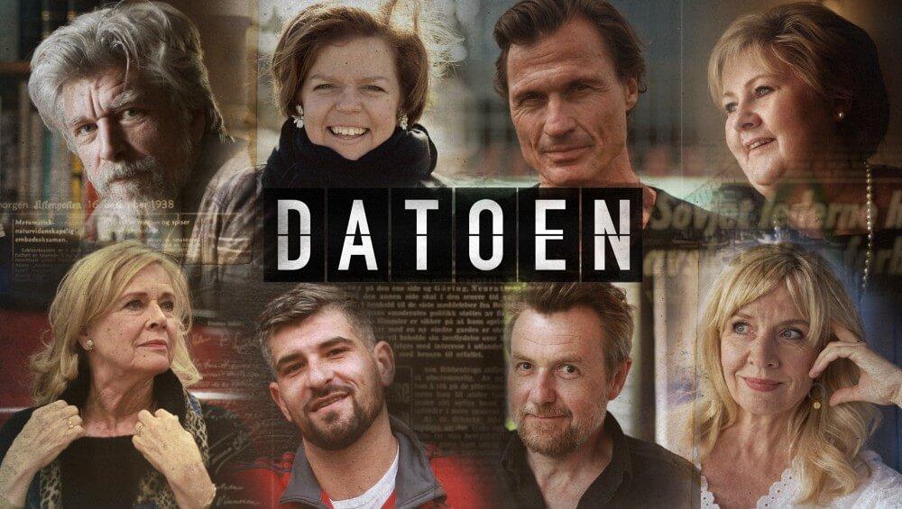 Datoen sesong 3. Foto: NRK