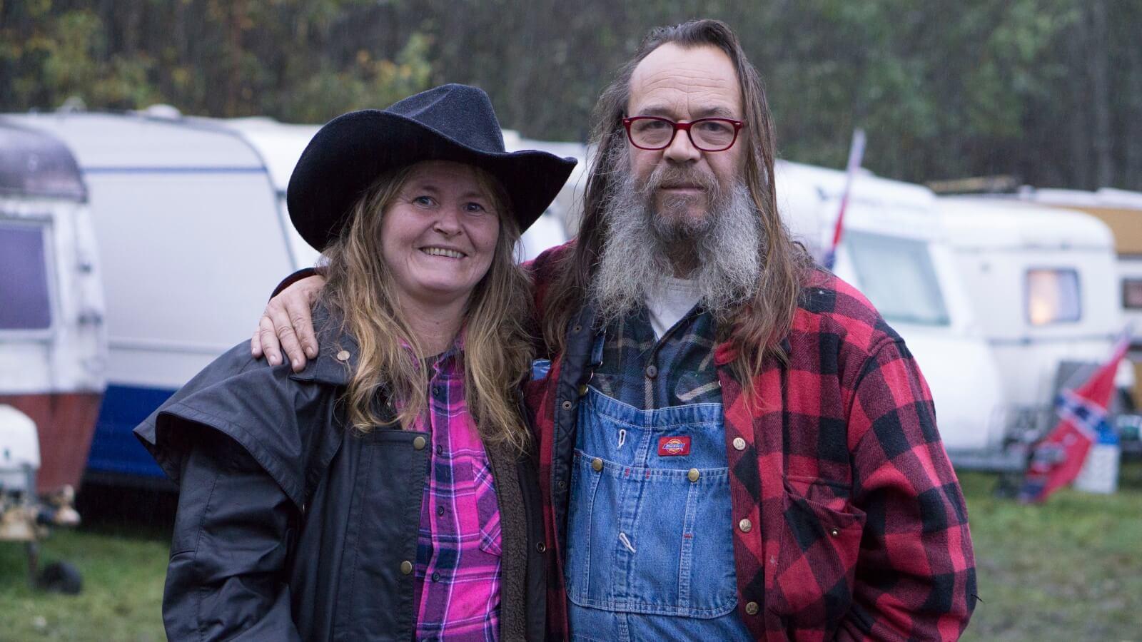 Norske Rednecks Camping sesong 1