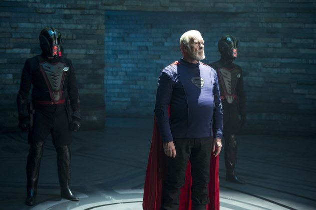 Krypton sesong 1. Foto: HBO Nordic
