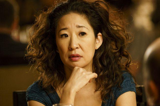 Sandra Oh fra Grey's Anatomy spiller hovedkarakteren Eve i Killing Eve. Foto: BBC America