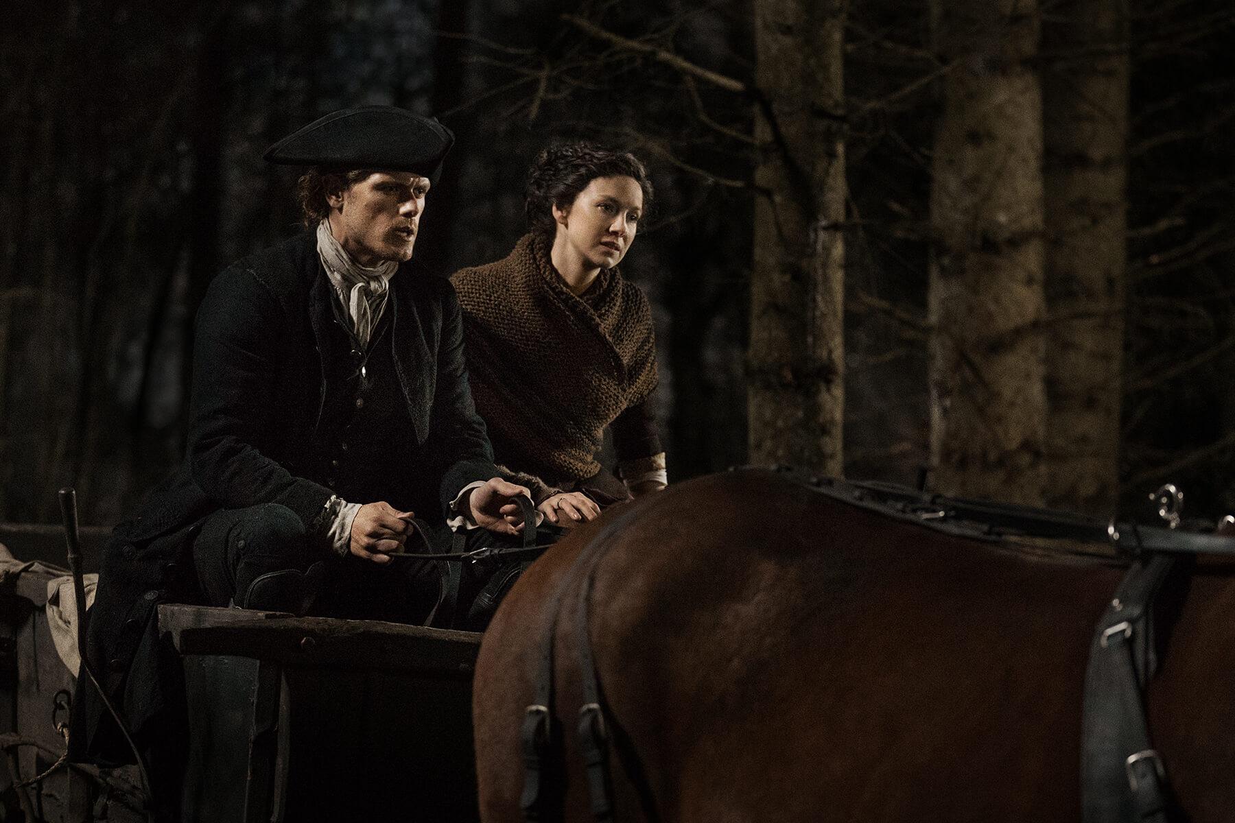 Outlander sesong 5: Dette vet vi