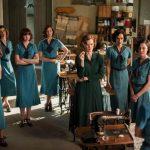 Las chicas del cable sesong 3. Foto: Netflix