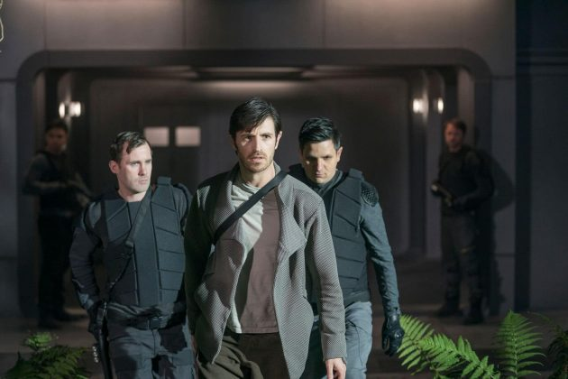 Nightflyers kommer i 2019 på Netflix. Foto: Netflix