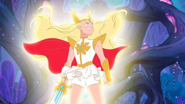 She-Ra. Foto: Netflix