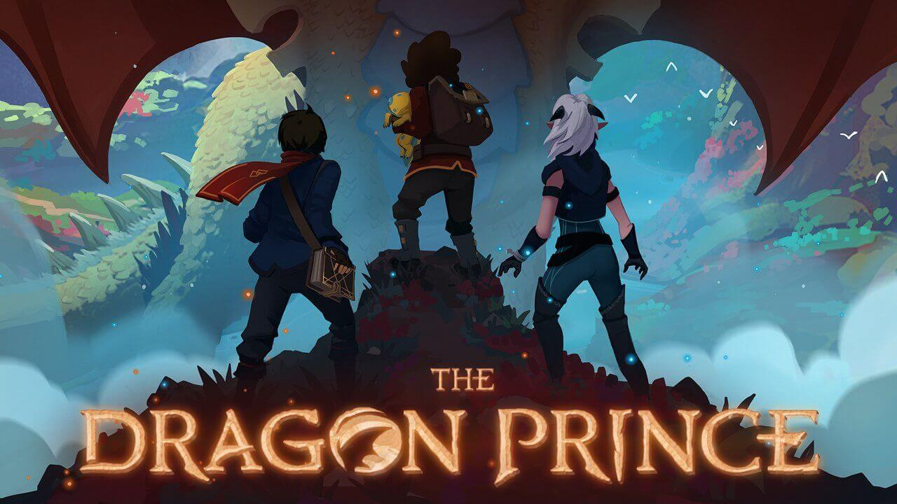 The Dragon Prince. Foto: Netflix
