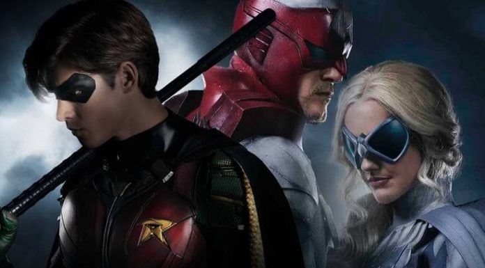 Titans. Foto: DC Universe