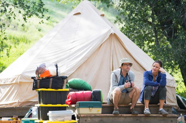 Camping. Foto: HBO Nordic