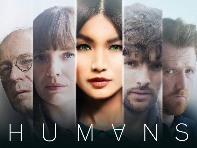 Humans. Foto: Channel 4
