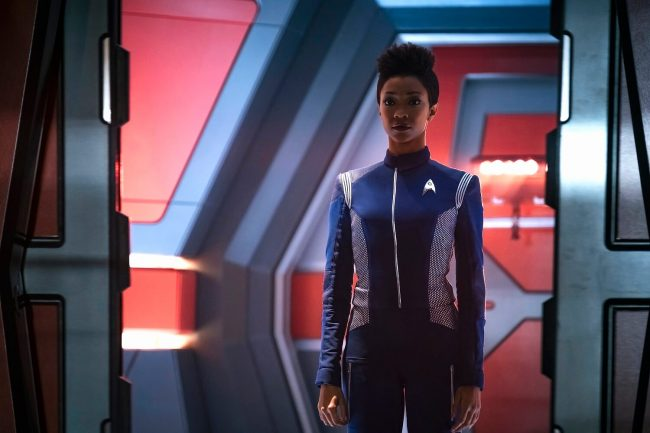 Star Trek Discovery Season 2. Photo: CBS