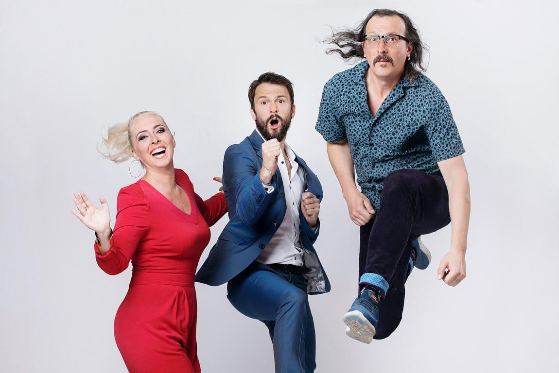 Stjernekamp 2018. Foto: NRK
