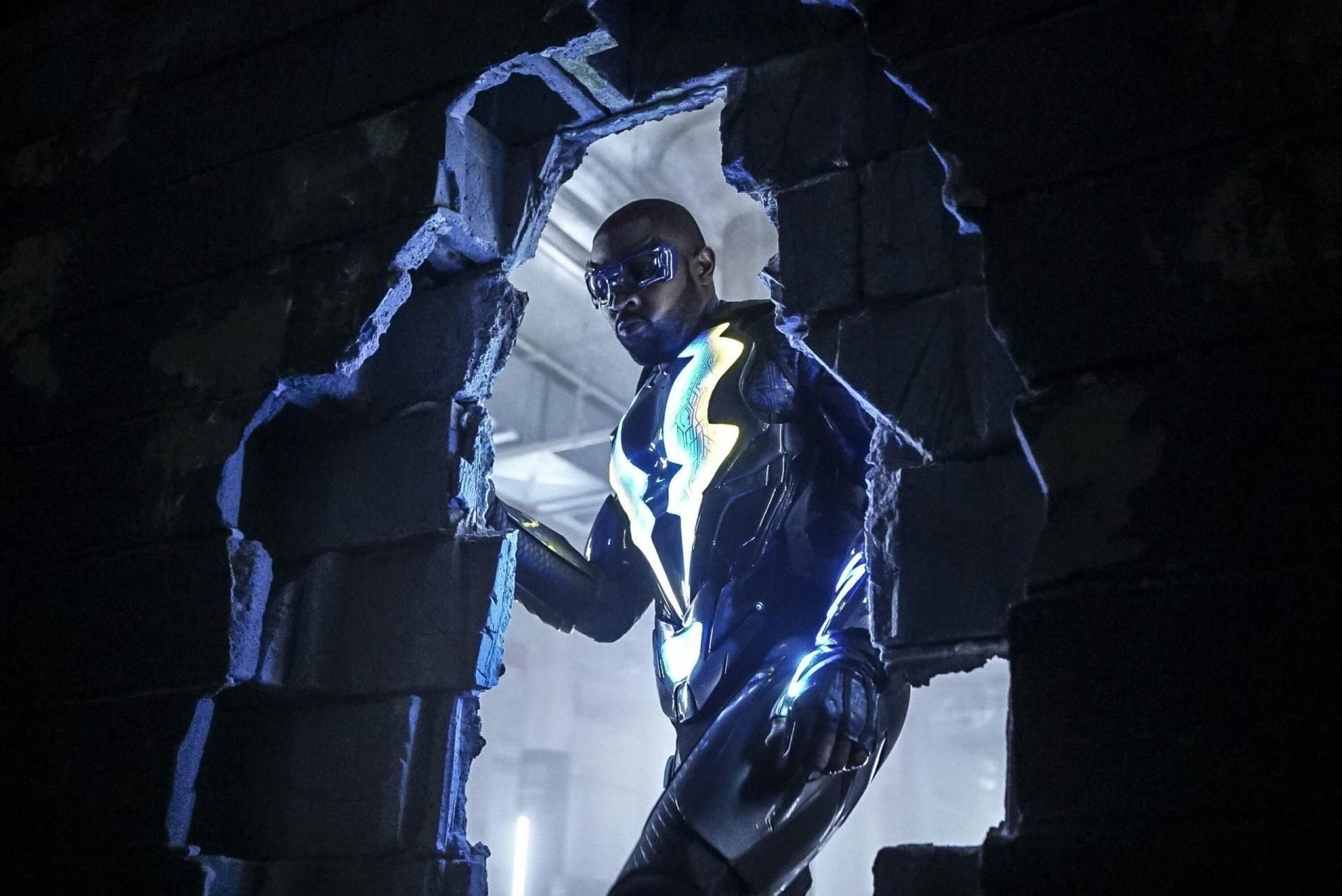 Black Lightning sesong 2. Foto: Netflix