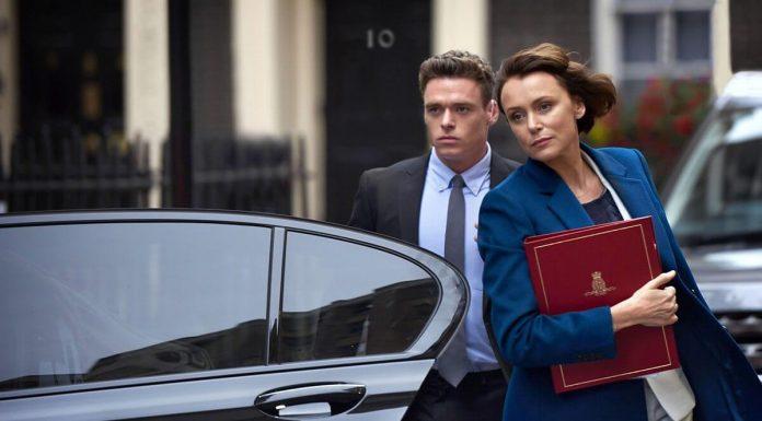 Bodyguard. Foto: BBC