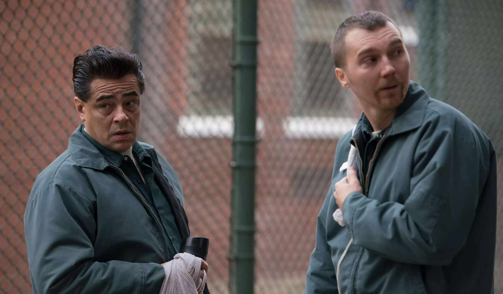 Escape at Dannemora. Foto: HBO Nordic