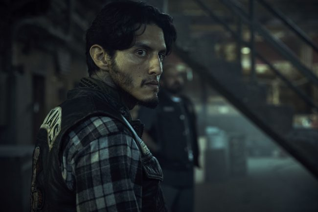 Emmy-nominerte Richard Cabral spiller Johnny «El Coco» Cruz i Mayans MC. Foto: FX