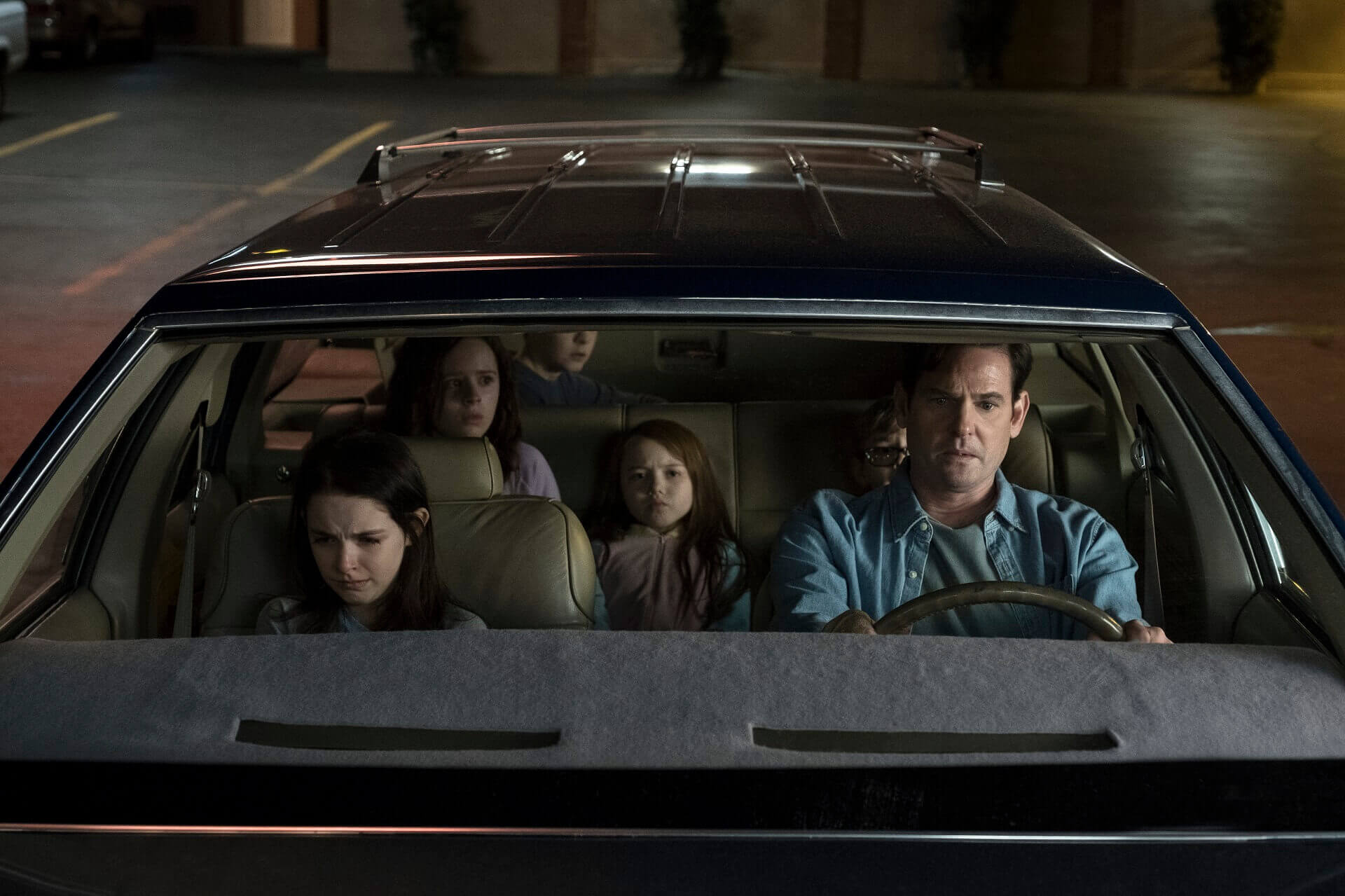 The Haunting of Hill House. Foto: Netflix
