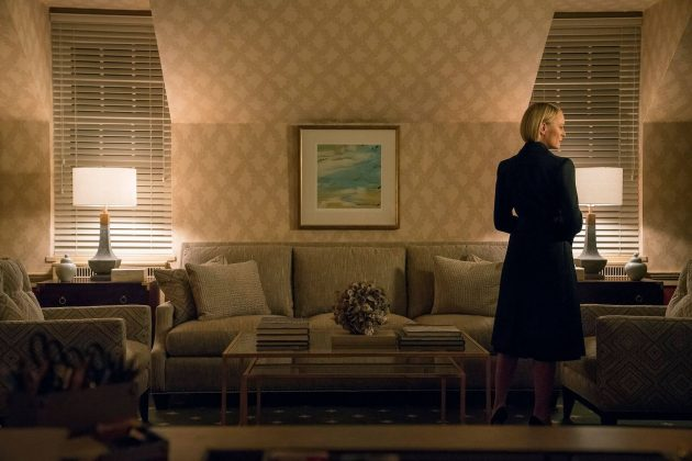 House of Cards sesong 6. Foto: Netflix